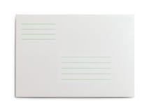 Umschlag-Werbung stockfotos