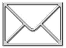 Umschlagzeichen Lizenzfreie Stockbilder