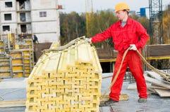 Umschlingen von builer mit Rahmen Lizenzfreie Stockfotos