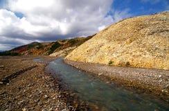 Umsponnener Fluss und Schlucht Lizenzfreies Stockbild