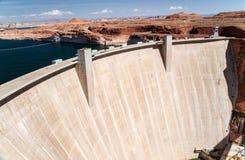 Umstrittene Glen Canyon Dam Lizenzfreie Stockbilder