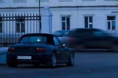 Umwandelbares Auto stockfotos