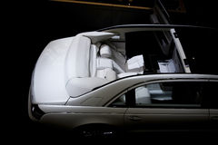 Umwandelbares Sportauto lizenzfreie stockfotos