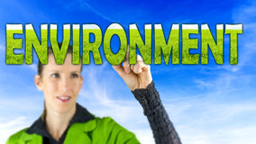 Umwelt lizenzfreies stockfoto