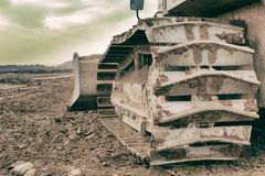 Umwelt und Baustelle Stockbilder