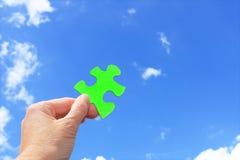 Umweltfreundliche Lösung Lizenzfreie Stockfotografie