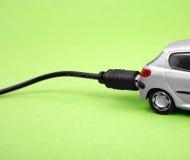 Umweltfreundliches Auto Lizenzfreies Stockfoto