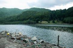 Umweltprobleme und Naturverschmutzung Lizenzfreie Stockfotos