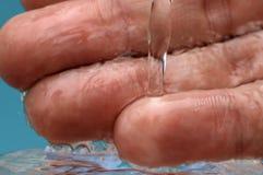 umyć rąk Fotografia Stock