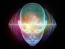 Umysł energia royalty ilustracja
