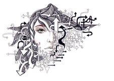 umysły ilustracji