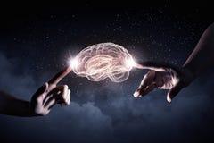 Umysł i zdrowie psychiczne Zdjęcie Stock