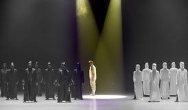 "Un  de shelter†de dance""No du ` s d'adieu-Huang Mingliang Photographie stock"