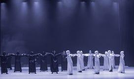 """Un  del shelter†del dance""""No del ` s de adiós-Huang Mingliang foto de archivo"""