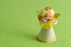 Un ángel para adornar un árbol de navidad Foto de archivo libre de regalías