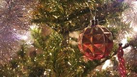 Un árbol de navidad Foto de archivo libre de regalías