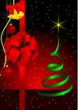 Un árbol de navidad metafórico libre illustration