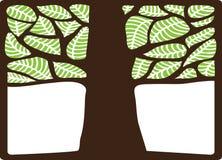 Un árbol grande Imagen de archivo