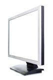 Un écran d'ordinateur Photos libres de droits