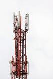Un émetteur radioélectrique mobile Image stock