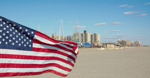 Un año después de la tormenta estupenda Sandy Fotografía de archivo