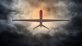 Un abejón sin tripulación Fotos de archivo