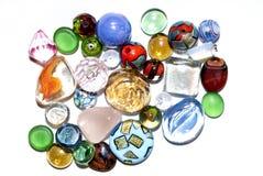 Un accesorio de cristal Fotos de archivo libres de regalías