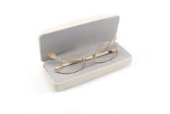 Un accoppiamento degli occhiali Immagini Stock Libere da Diritti