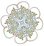 Un'acetosella fortunata dei quattro fogli