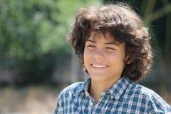 Un adolescente atractivo Foto de archivo