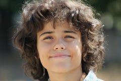 Un adolescente atractivo Imagenes de archivo