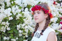 Un adolescente hermoso imagen de archivo