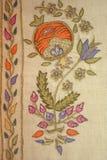 Un adorno turco en la costura (ii) Fotos de archivo