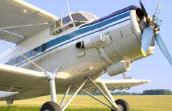Un aeroplano leggendario 3 Fotografia Stock Libera da Diritti