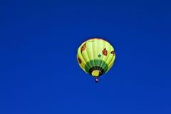 Un aerostato di aria calda Fotografie Stock