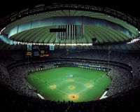 Un all-star game di 50 MLB, Seattle Washington Fotografia Stock Libera da Diritti