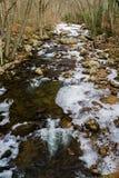 Un'alta vista di poco Stony Creek Immagine Stock