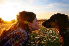 Un altro amore Fotografie Stock