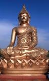 Un altro buddha dorato Fotografia Stock Libera da Diritti