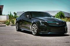 Un altro momento sbalorditivo di Cadillac ATS-V Fotografia Stock