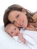 Un amore della madre Immagine Stock Libera da Diritti