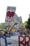 Un amour. Photos libres de droits