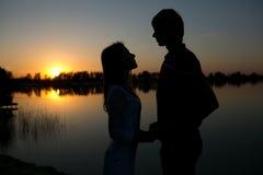 Un amour Photos libres de droits