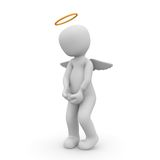 Un ange Image libre de droits
