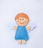 Un angelo Fotografie Stock Libere da Diritti