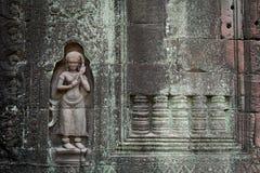 Un Angkor eterno Foto de archivo libre de regalías