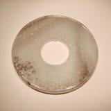Un anneau antique de jade Photos stock