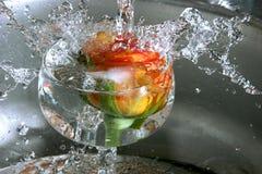 Un annegamento è aumentato Fotografia Stock