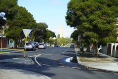 Un appartement moderne à Perth images libres de droits