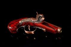Un arma de la vieja mano Foto de archivo libre de regalías